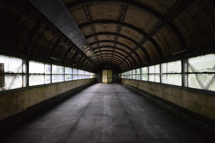 谷川岳の夢と土合駅の雨
