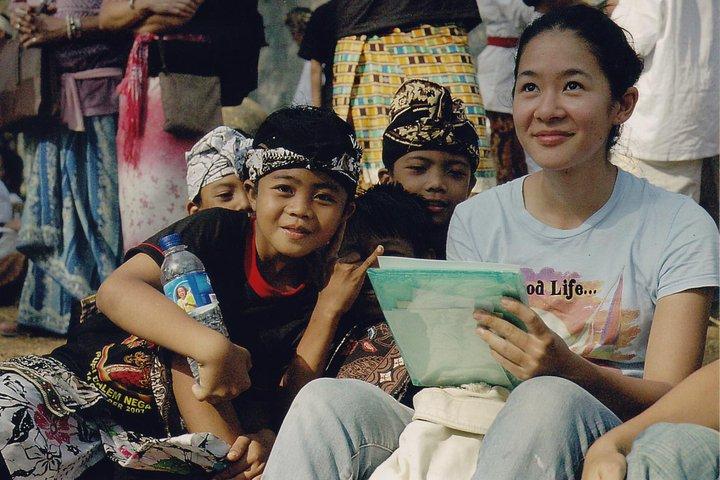 ハマちゃん、インドネシアを語る。