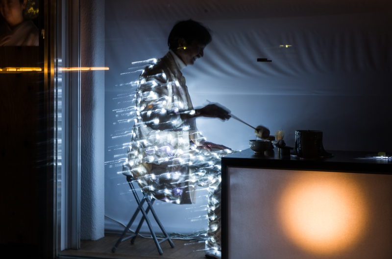 smart illumination2016と自家発電ナイト