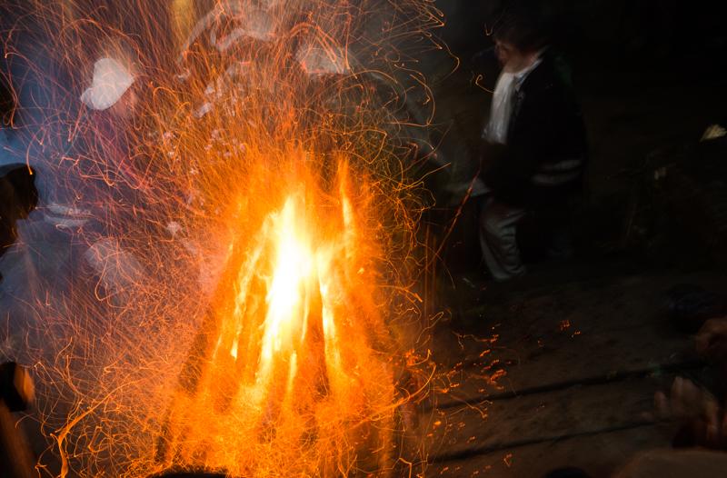 火の半島、六郷満山を巡礼