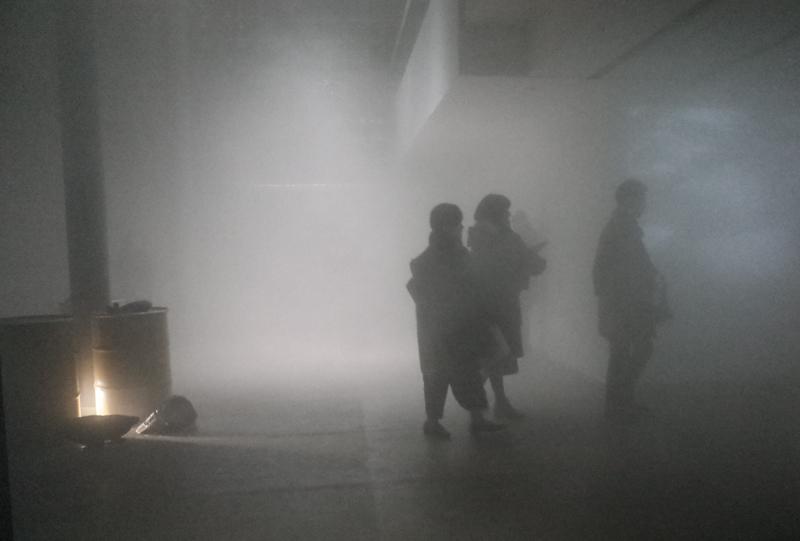 霧の中の系譜。グリーンランド