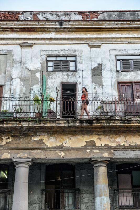 交差点はキューバ