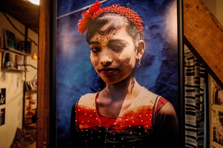 新畑克也 トークイベント 「写真家が見つめるロヒンギャの生活」