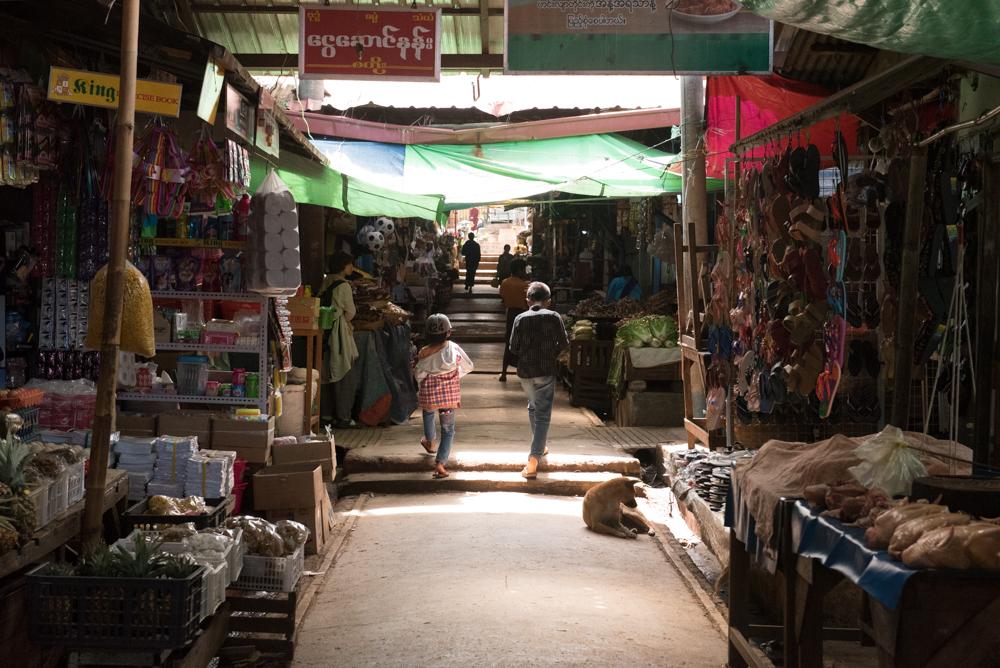 ミャンマーカレー。