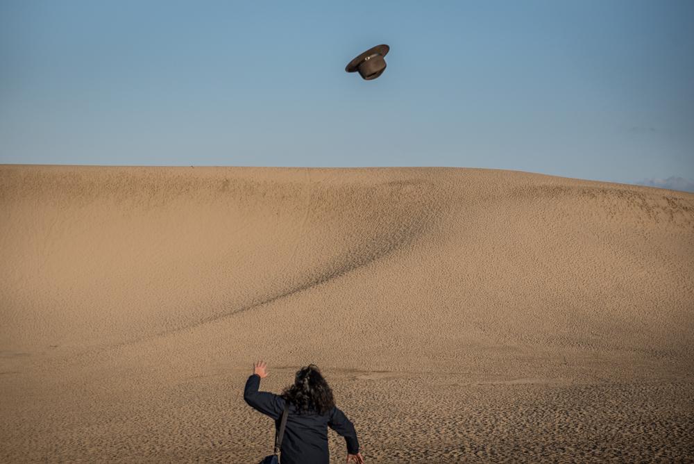 砂丘、故に無限。。