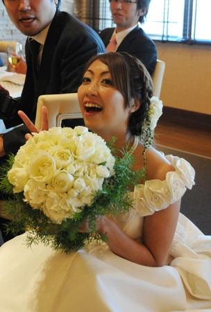 11月の花嫁