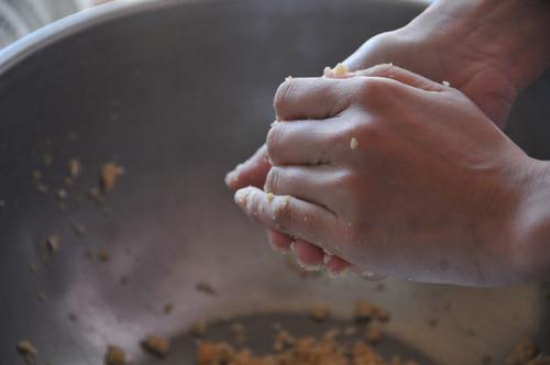 ピーターパンの手前味噌療法。