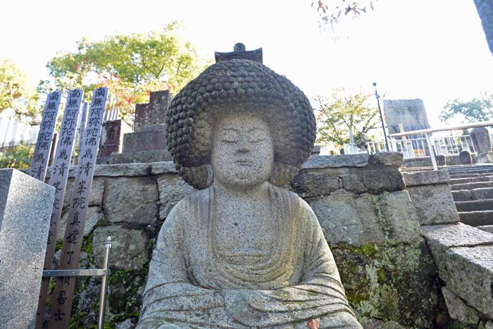 京都01。永遠のアフロ地蔵