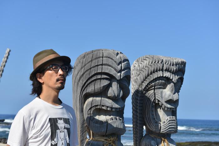 ハワイより戻ってまいりました。