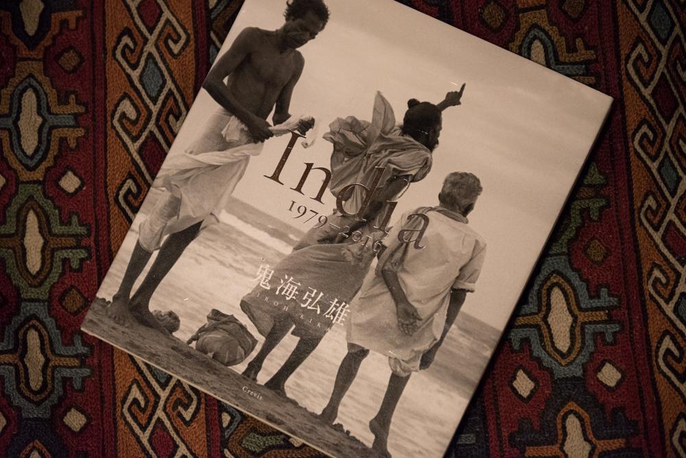 本棚の写真集03、INDIA