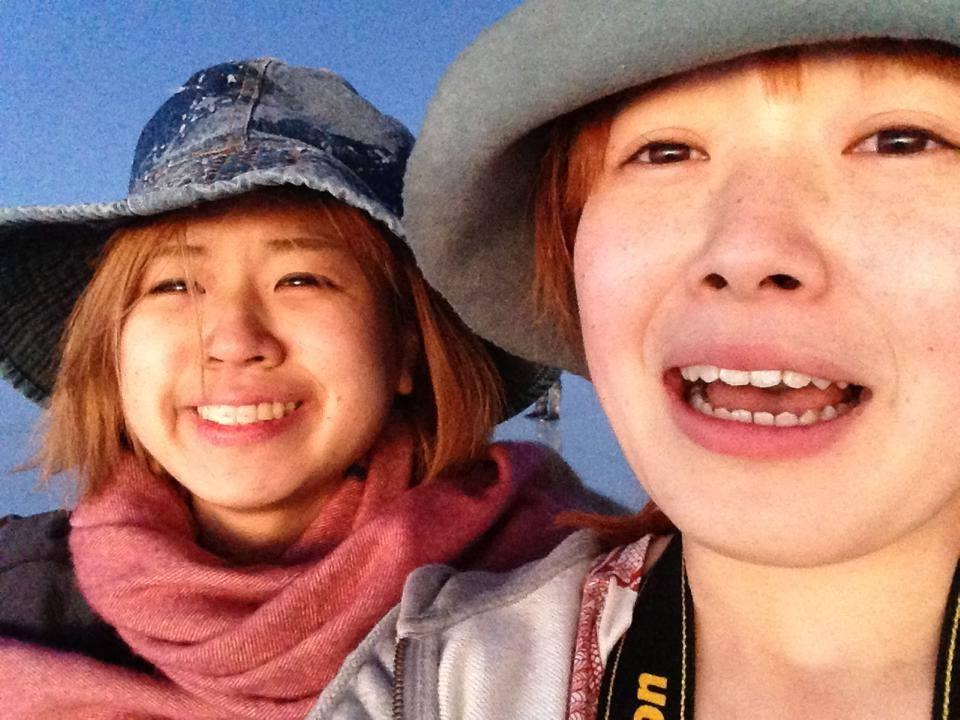 スタッフブログ。ウユニ塩湖、はじめての旅日記