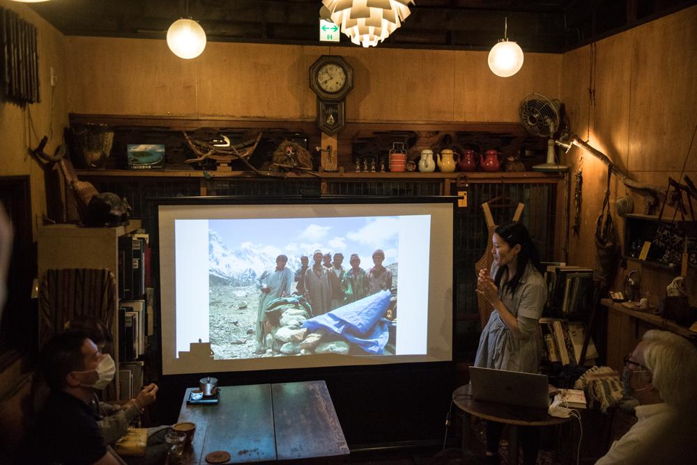 非情の山、K2。 小松由佳さんのトークイベント