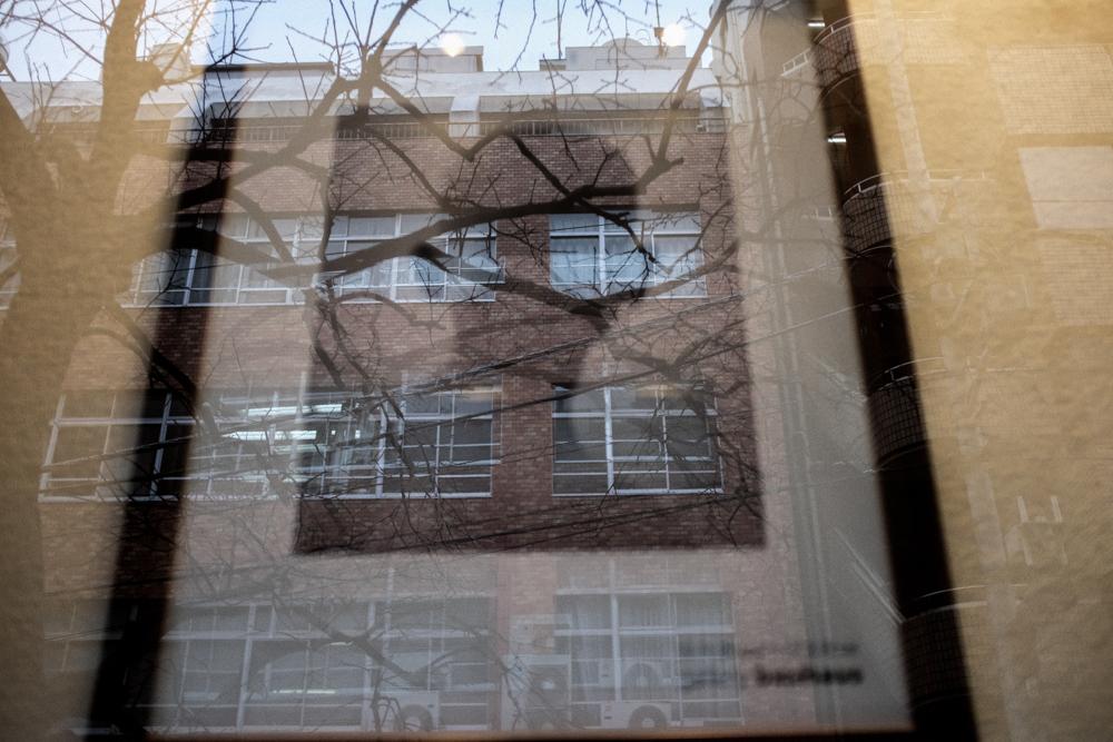 井津建郎さんの写真展、ETERNAL LIGHTへ